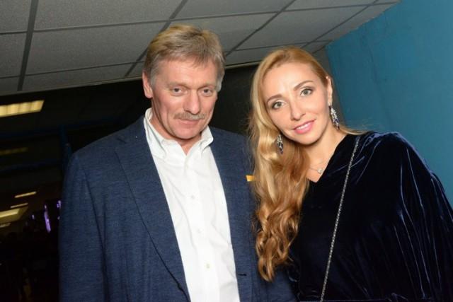 Татьяна Навка вошла в список «Форбс»