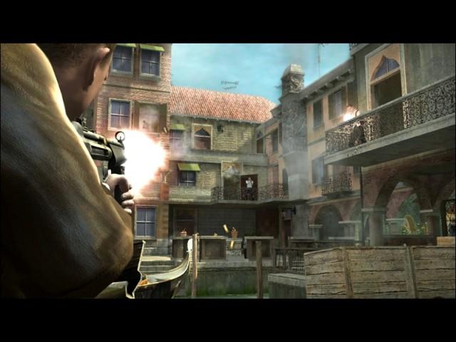 Скачать 007: Квант милосердия / Quantum of Solace: The Game (Rus/2008.