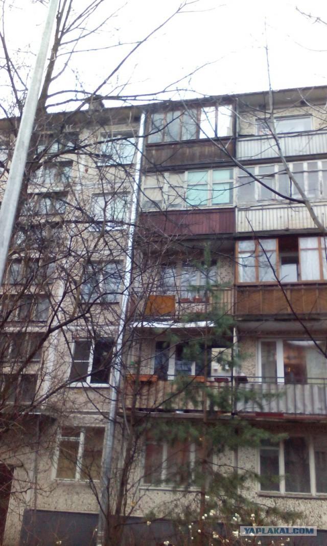Ремонт балкона в 1 комнатной