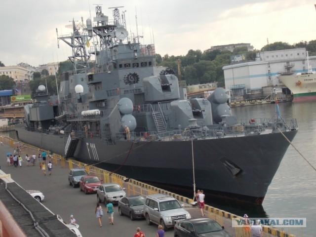 День ВМФ в Севастополе 2013