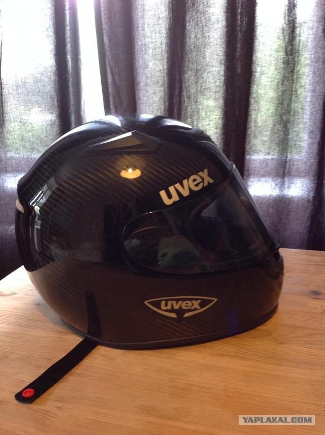 Продам карбоновый шлем