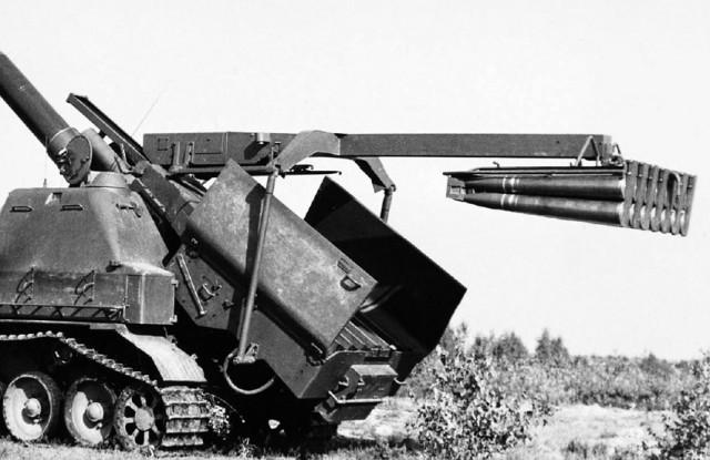 Шведский танковый музей Ч.4.