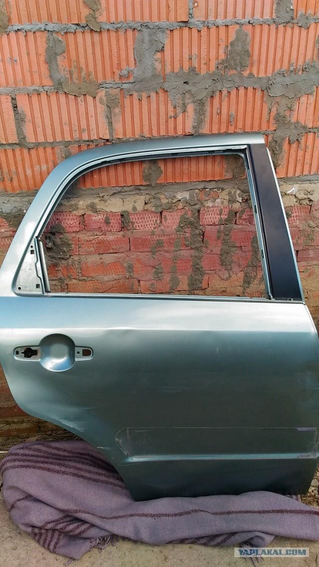 Дверь задняя правая Suzuki SX4 2012 г.в