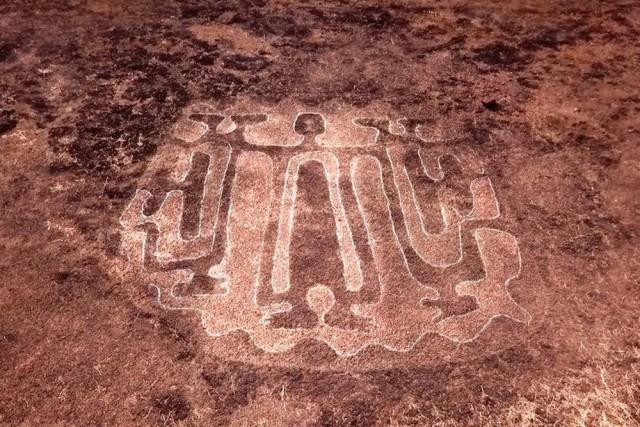В Индии нашли доисторические петроглифы неизвестной цивилизации