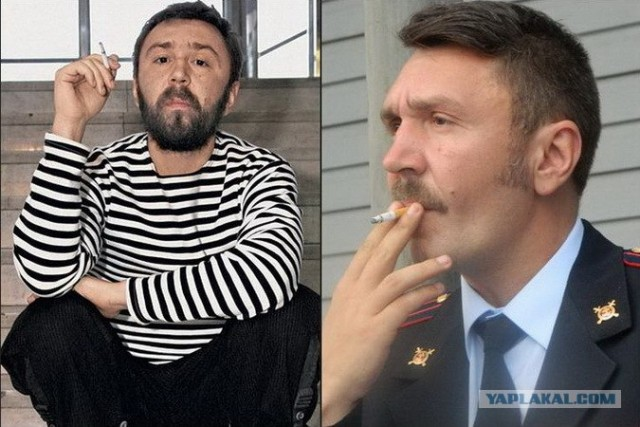 Шнур без бороды и полковник ГИБДД