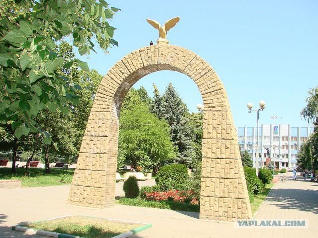 В Ростовской области сын мэра купил парк отдыха