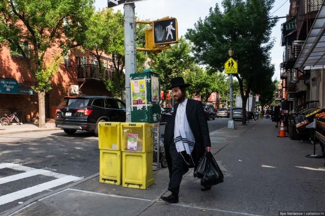 Почему евреи не носят маски? Путевые заметки, день 3