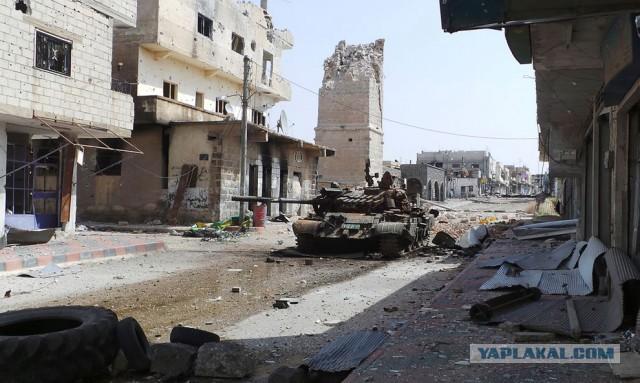 """Турки заявили, что уничтожат """"силы безопасности"""" США в Сирии"""