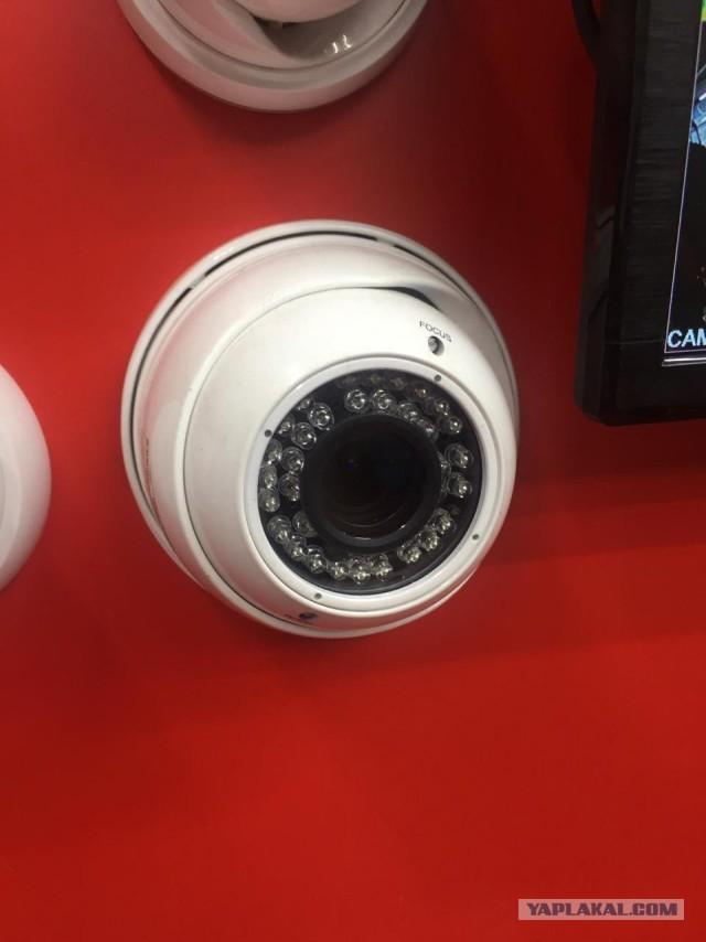 Продам купольные вариофокальные камеры 2 Мп