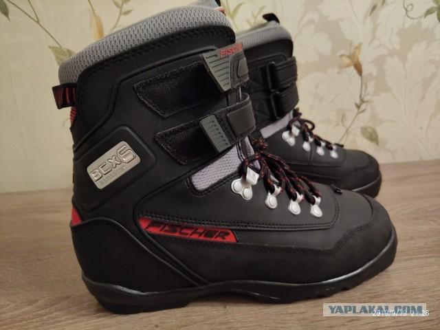 Лыжные ботинки Fischer BCX 6  Back Country