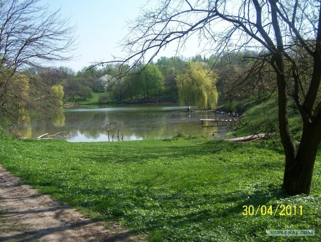 Зеленый (сельский) туризм в Моринцах (Украина)