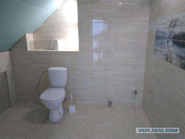 Ремонт в ванной или грустная сага о плиточном клее