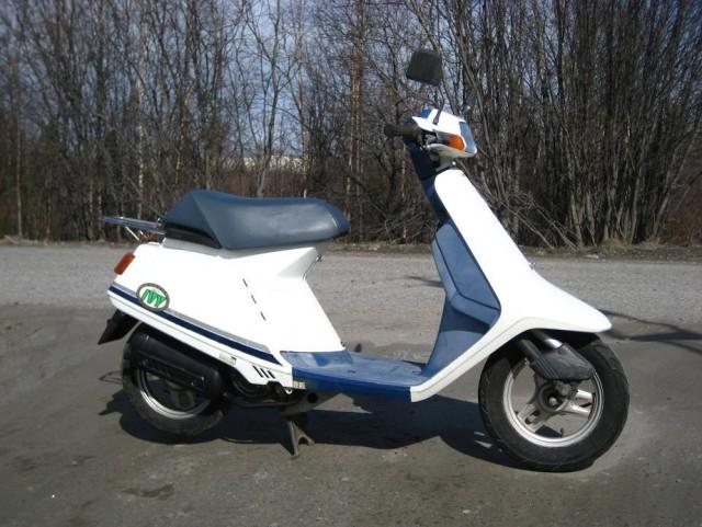 Продам скут Honda Tact IVY AF13 без пробега по РФ