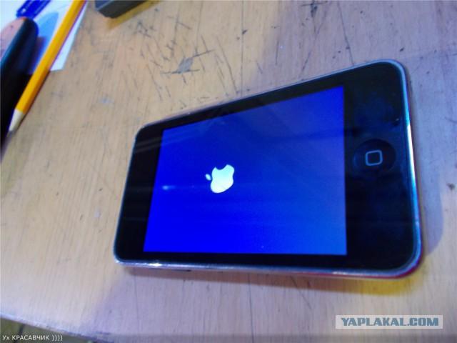 Продам или махну Плеер Apple iPod touch 3g 32Gb