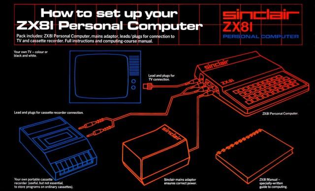История ZX81 или как Синклер компьютер в массы вывел