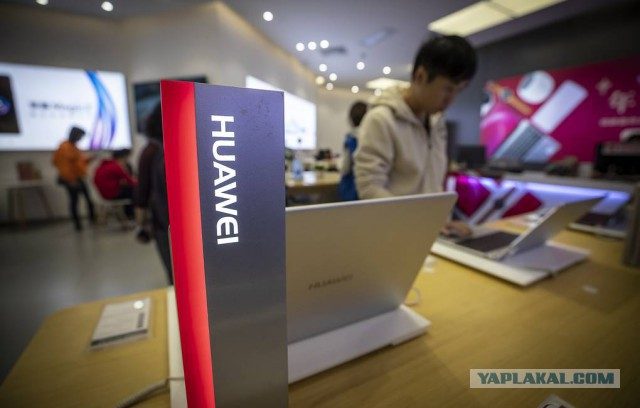 Huawei может вывести свою операционную систему на рынок осенью