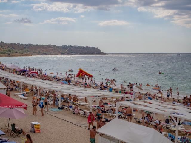 Крым. Отпуск нищеброда