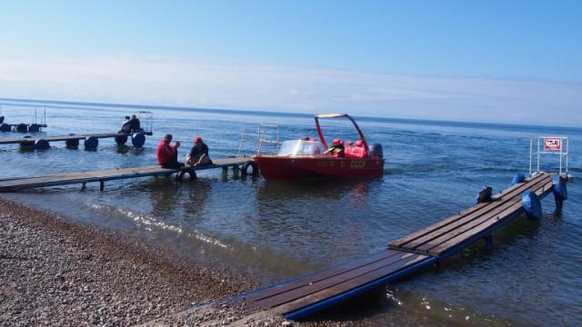 Альтернатива морскому отдыху.