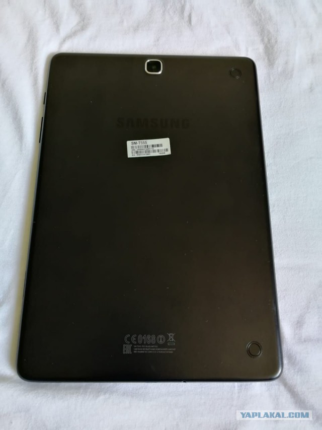 Планшет Samsung Galaxy Tab A 9.7 SM-T555 16Gb