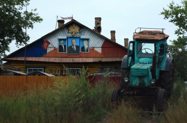 Российская глубинка в объективе