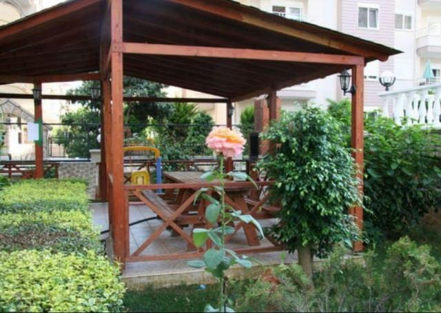 Наш турецкий жилой комплекс