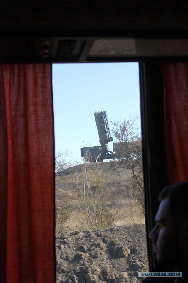Путешествие на дачу в р.Крым