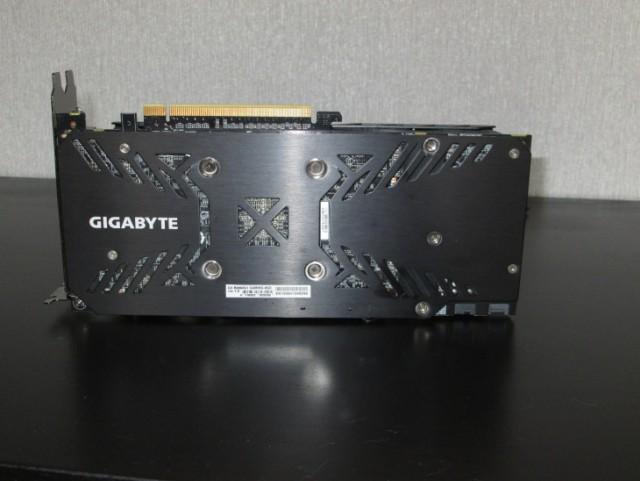 Продаю PCI-E GigaByte AMD Radeon R9 390X G1 8гб