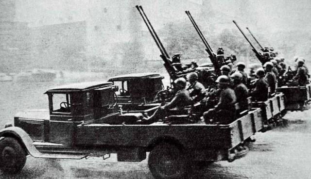 Оружие Второй мировой. Малокалиберная зенитная артиллерия
