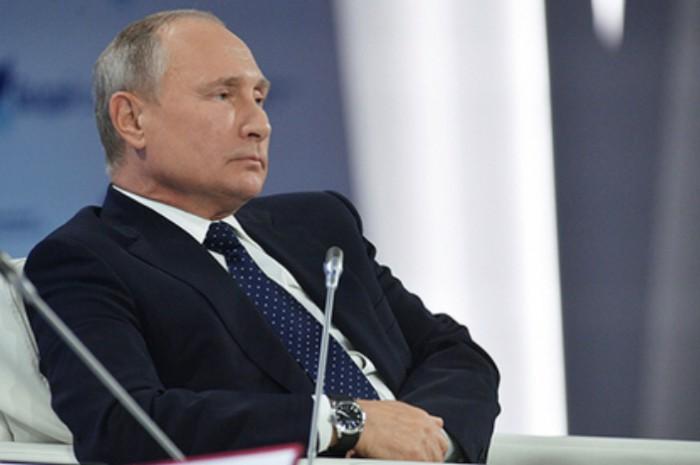 Путин оценил аппетит россиян к революциям