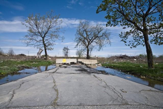 Детройт лежит в руинах и будет далее разрушен!