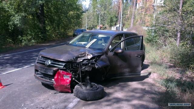 Авария в Тольятти, которую пытаются замять.