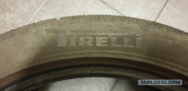 Шины PIRELLI 255/40 R18