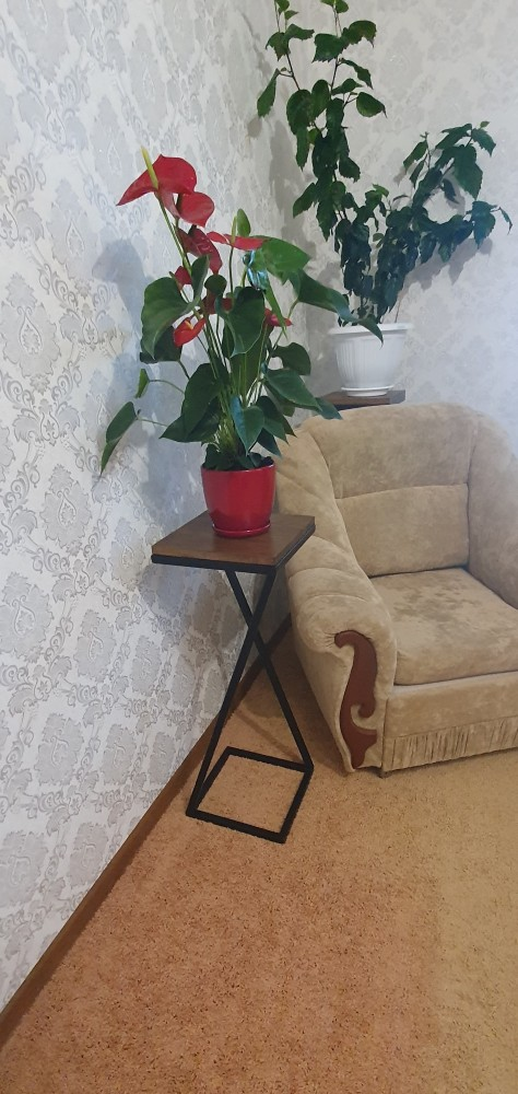 Немного рукоделия за карантин - сделал такой вот стул