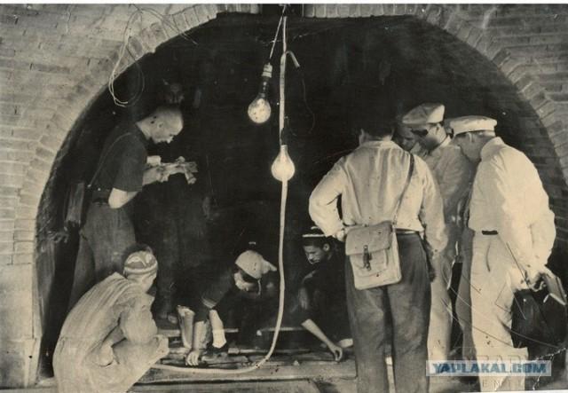 Опубликованы фотографии вскрытия гробницы Тамерлана
