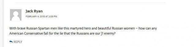 Гибель русского лётчика в Сирии: Комментарии американцев