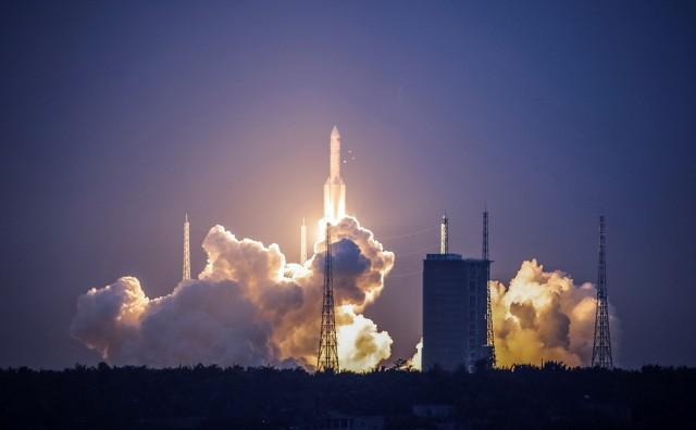Китай вышел на первое место в мире по числу космических пусков