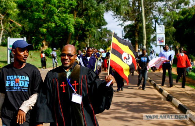 Президент Уганды поведет свой народ