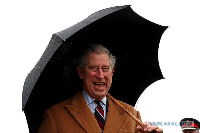 Принц Чарльз извинился