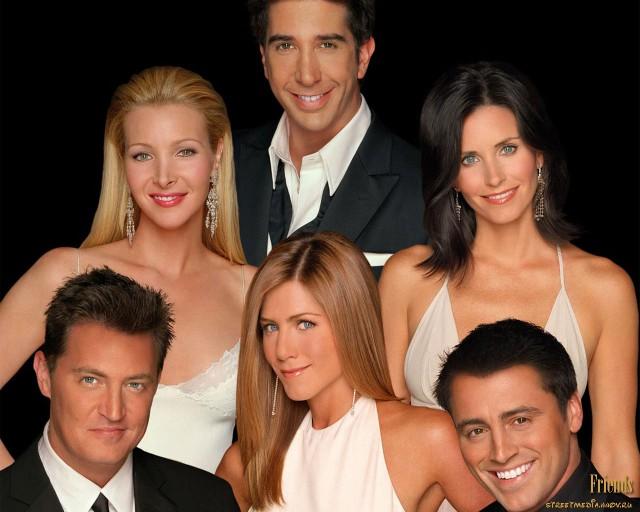 Известные актеры, которые снимались в сериале «Друзья»