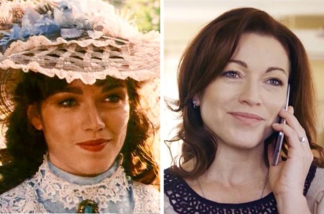 Как изменились 9 романтических героинь старых фильмов
