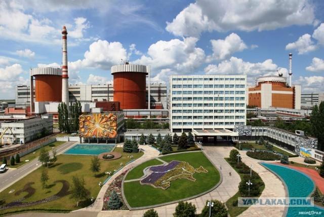 Третий пошел- Активная зона энергоблока №2 Южно-Украинской АЭС полностью загружена тепловыделяющими сборками компании «Westingho