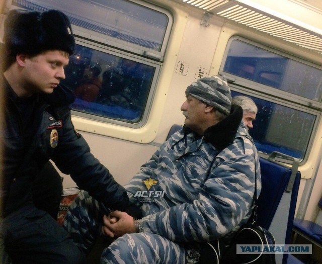 На вокзале Новосибирска произошла резня