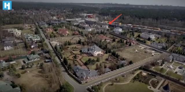 У бывшего главы охраны Путина нашли дом на Рублевке за 500 млн рублей