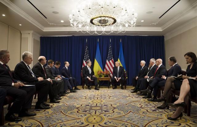 США полностью поддержали идею Киева о вводе миссии ООН в Донбасс