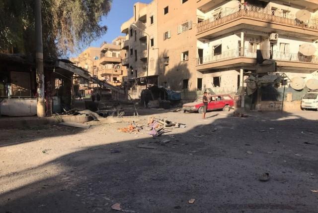 Путин предложил создать программу возрождения Сирии из-за масштаба разрушений
