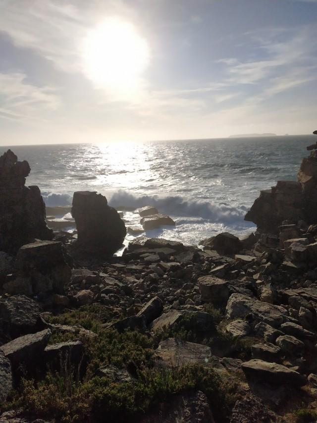 Увидеть океан. Или Голландия - Португалия - Франция