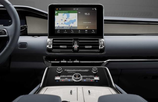 В Нью-Йорке состоялась мировая премьера нового Lincoln Navigator