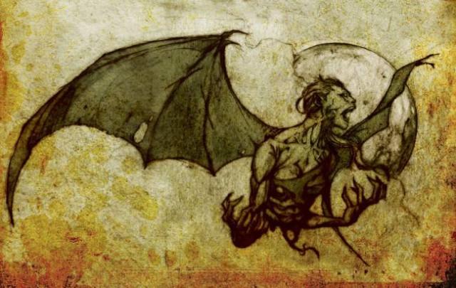 Страшные и злые монстры из мировых религий