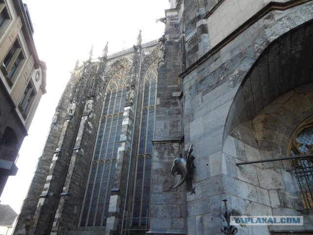 Ахен — город хлебный