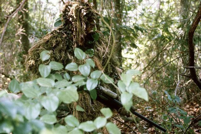 Багаж снайпера-диверсанта